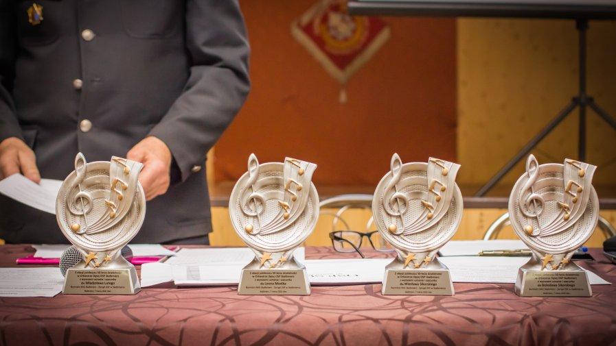 Walne zebranie sprawozdawcze jednostki OSP Skalbmierz