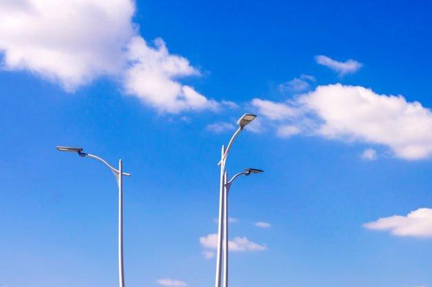 Modernizacja lamp ulicznych